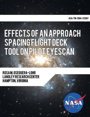 Picture of Effects of an Approach Spacing Flight Deck Tool on Pilot Eyescan