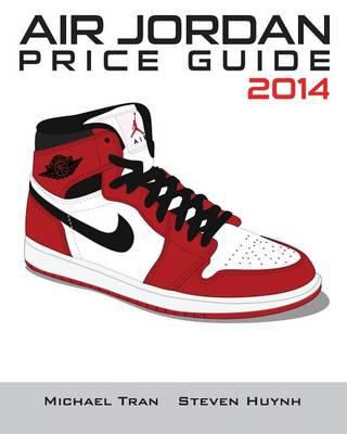 Picture of Air Jordan Price Guide 2014 (Color)