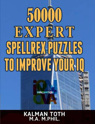 Picture of 50000 Expert Spellrex Puzzles to Improve Your IQ