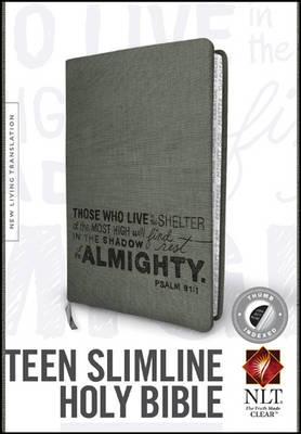 Picture of Teen Slimline Bible-NLT