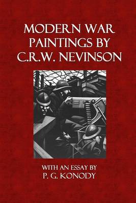 Picture of Modern War Paintings by C. R. W. Nevinson