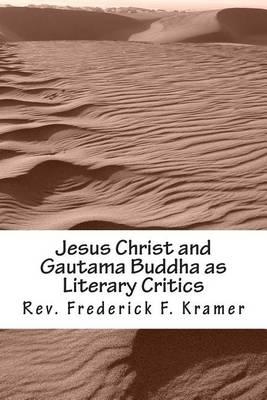 Picture of Jesus Christ and Gautama Buddha as Literary Critics