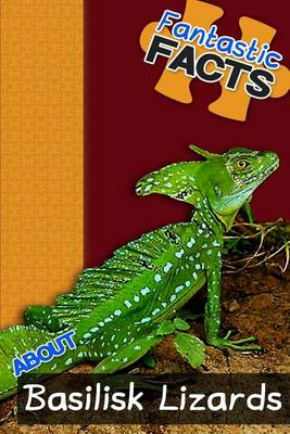Picture of Fantastic Facts about Basilisk Lizards: Illustrated Fun Learning for Kids
