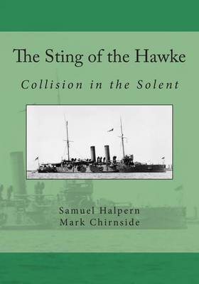 Picture of The Sting of the Hawke: Collision in the Solent
