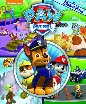 Picture of Nickelodeon Paw Patrol Look & Find