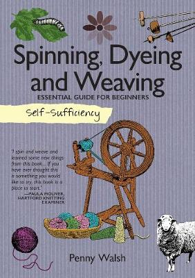 Picture of Spinning, Dyeing & Weaving