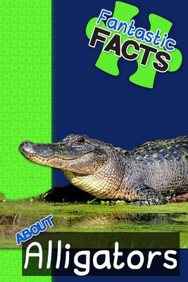 Picture of Fantastic Facts about Alligators: Illustrated Fun Learning for Kids