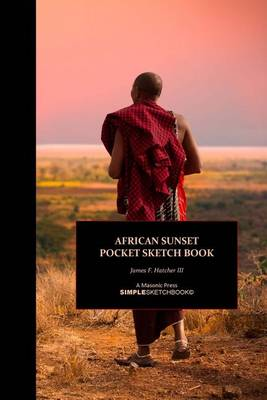 Picture of African Sunset Personal Sketchbook