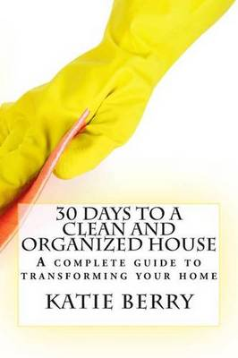 Picture of 30 Days to a Clean and Organized House