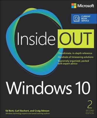 Picture of Windows 10 Inside Out (Includes Current Book Service)