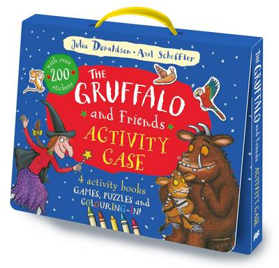 Picture of The Gruffalo and Friends Activity Case
