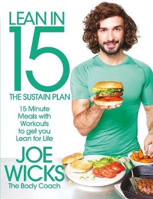 Picture of Lean in 15: The Sustain Plan: 15 Minute Meals and Workouts to Get You Lean for Life