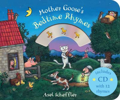 Picture of Mother Goose's Bedtime Rhymes