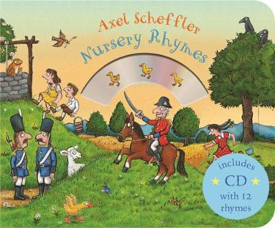 Picture of Mother Goose's Nursery Rhymes: Book and CD Pack
