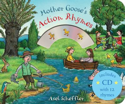 Picture of Mother Goose's Action Rhymes