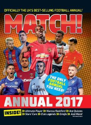 Picture of Match Annual: 2017