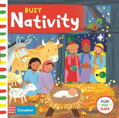 Picture of Busy Nativity