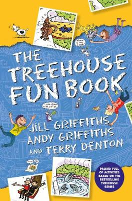 Picture of The Treehouse Fun Book
