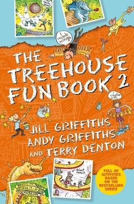 Picture of The Treehouse Fun Book 2