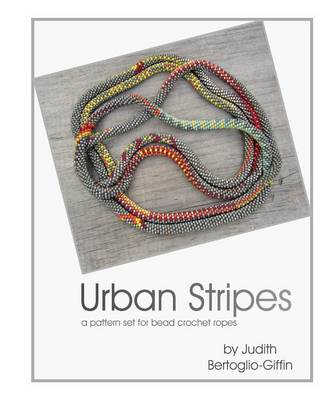 Picture of Urban Stripes: A Pattern Set for Bead Crochet Ropes