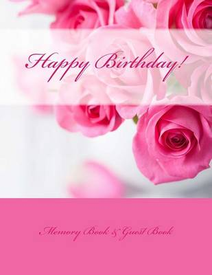 Picture of Happy Birthday!: Memory Book & Guest Book
