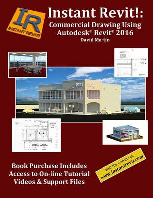 Picture of Instant Revit!: Commercial Drawing Using Autodesk(r) Revit(r) 2016