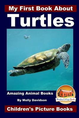 Picture of My First Book about Turtles - Amazing Animal Books - Children's Picture Books