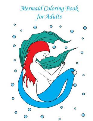 Picture of Mermaid Coloring Books for Adults