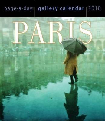 Picture of Paris Page-A-Day Gallery Calendar 2018