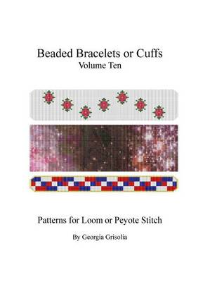 Picture of Beaded Bracelet or Cuffs: Bead Patterns by Ggsdesigns