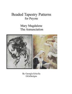 Picture of Bead Tapestry Patterns for Peyote Mary Magdelene and the Annunciation