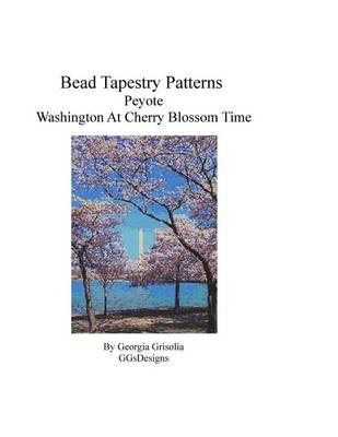 Picture of Bead Tapestry Patterns Peyote Washington at Cherry Blossom Time