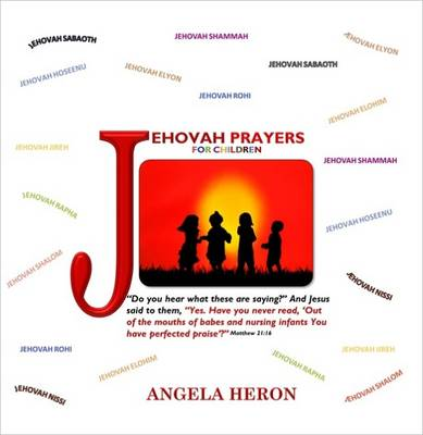 Picture of Jehovah Prayers for Children