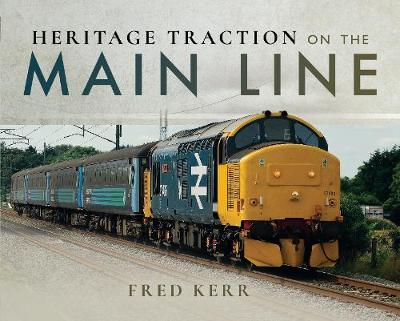Picture of Heritage Traction on the Main Line
