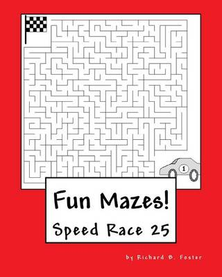 Picture of Fun Mazes!: Speed Race 25