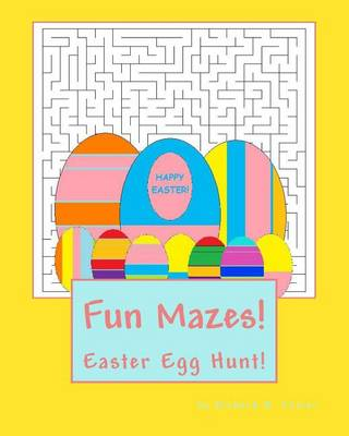 Picture of Fun Mazes!: Easter Egg Hunt!