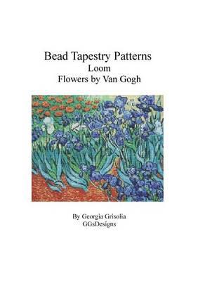 Picture of Bead Tapestry Patterns Loom Flowers by Van Gogh