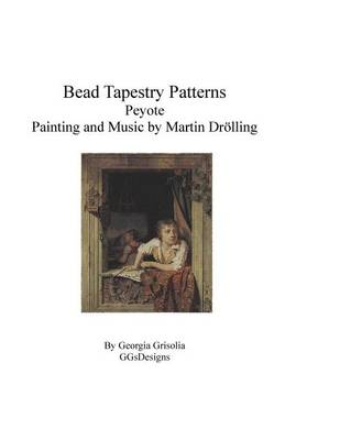 Picture of Bead Tapestry Patterns Peyote Painting and Music by Martin Drolling