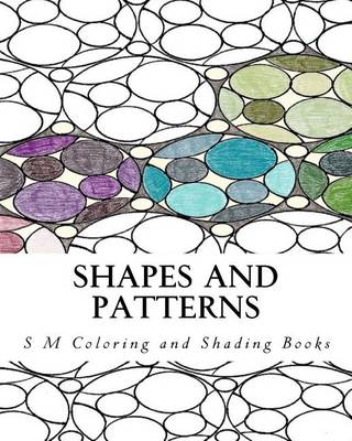 Picture of Shapes and Patterns: Coloring and Shading Book