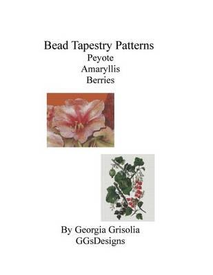 Picture of Bead Tapestry Patterns Peyote Amaryllis Berries