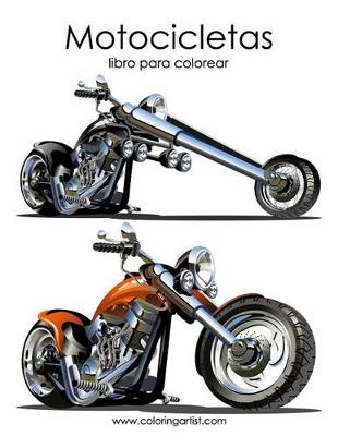 Picture of Motocicletas Libro Para Colorear 1