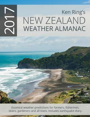Picture of 2017 New Zealand Weather Almanac