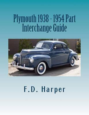 Picture of Plymouth 1938 - 1954 Part Interchange Guide