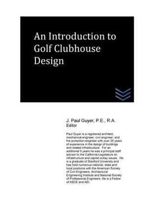 Picture of An Introduction to Golf Clubhouse Design