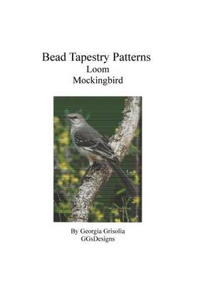 Picture of Bead Tapestry Patterns Loom Mockingbird