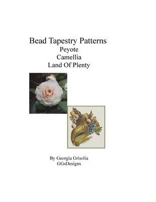 Picture of Bead Tapestry Patterns Peyote Camellia Land of Plenty