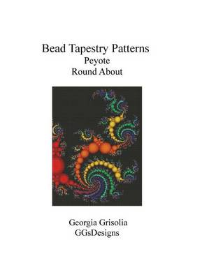 Picture of Bead Tapestry Patterns Peyote Round about