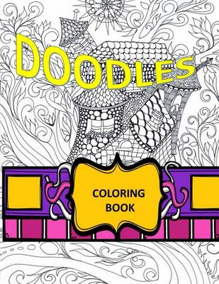 Picture of Doodles: Coloring Book