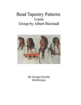 Picture of Bead Tapestry Patterns Loom Group by Albert Bierstadt