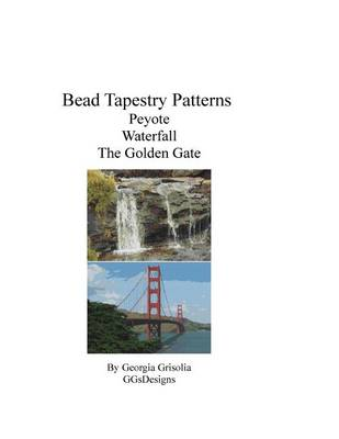 Picture of Bead Tapestry Patterns Peyote Waterfall the Golden Gate